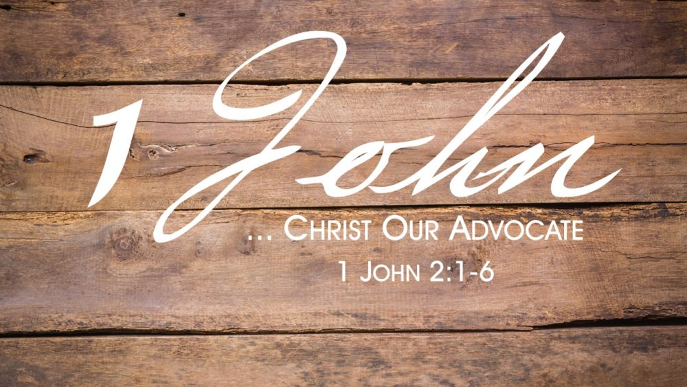 Christ Our Advocate Image