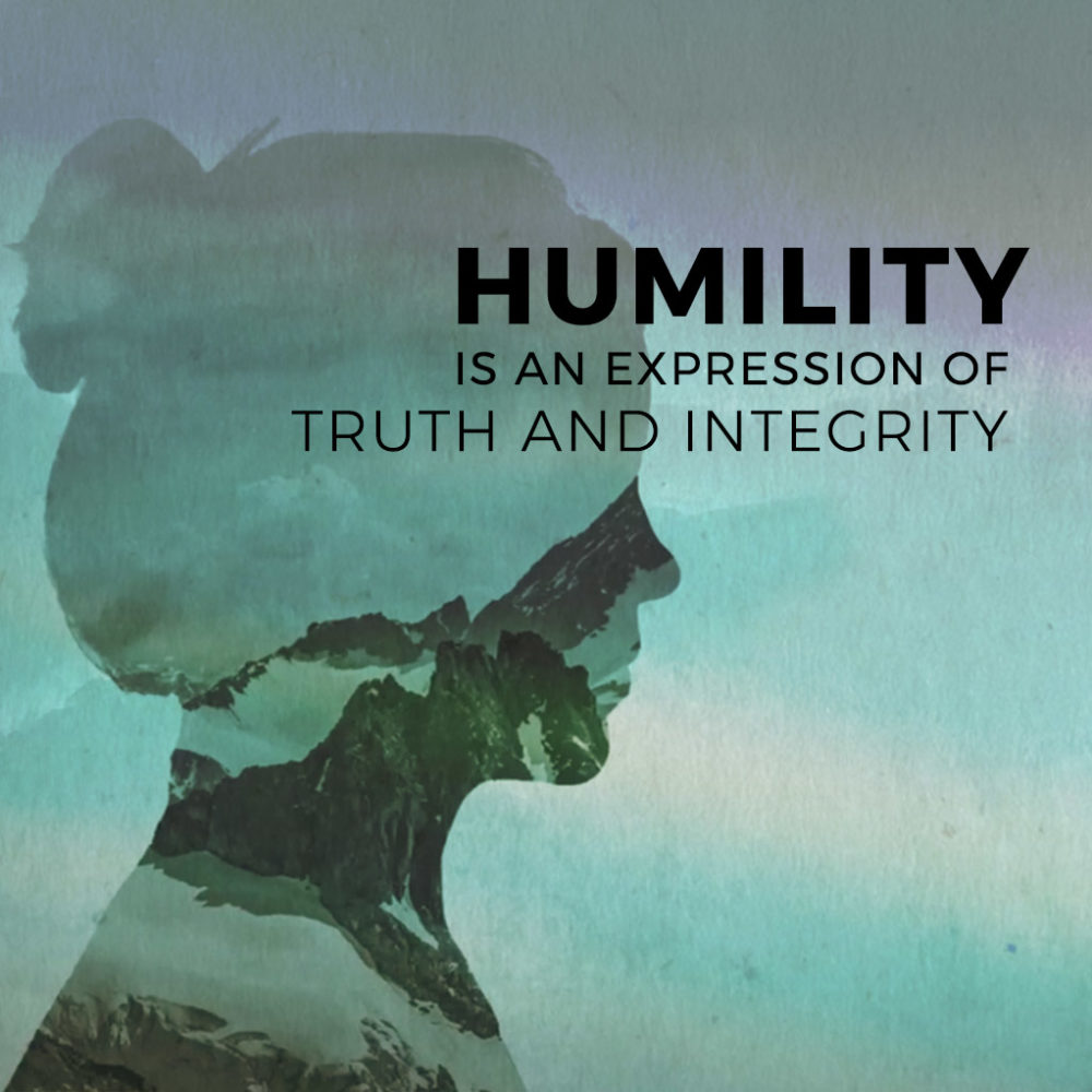 Humility Brings Grace
